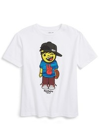 Neff Skatebot Graphic T Shirt