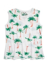 Chaser Palm Tree Breeze Tank