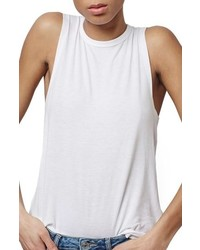 Topshop Barry Jersey Tank