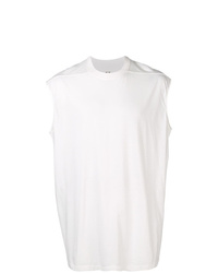 Rick Owens Sleeveless T Shirt
