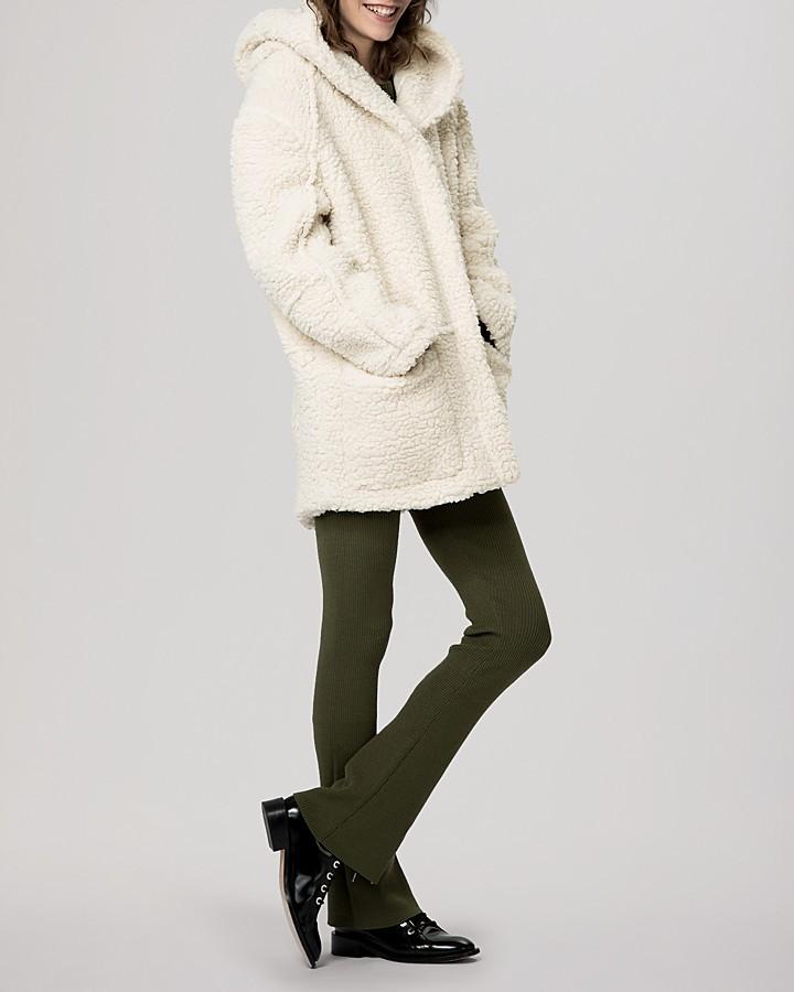 Maje Coat Girofard | Where to buy & how to wear
