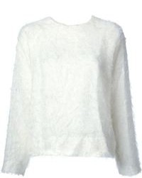 Textured sweater medium 79502