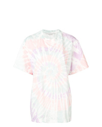 Stella McCartney Oversized Tie Dye T Shirt