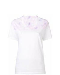 MM6 MAISON MARGIELA Tie Dye Detail T Shirt