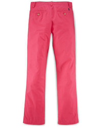 Ralph Lauren Suffield Cotton Poplin Pant