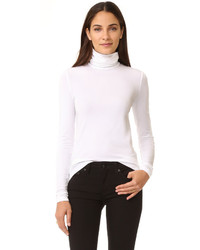 Viscose turtleneck pullover medium 828887