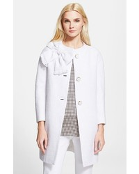 Kate Spade New York Dorothy Cotton Tweed Coat