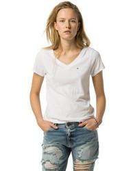 Tommy Hilfiger Basic T Shirt White