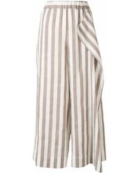 Incotex Striped Culottes