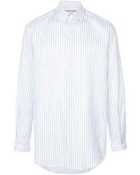 Gucci Button Down Striped Shirt