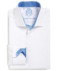 English Laundry Trim Fit Dobby Dress Shirt