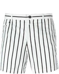 Striped swim shorts medium 566101