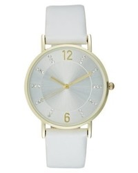 Anna Field Watch White