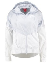 Nike Summer Jacket Pure Platinumwhite