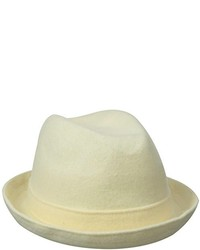 White Wool Hat