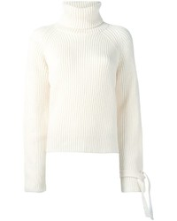 Turtleneck ribbed jumper medium 1315390