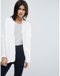 Asos Cocoon Cardigan With Zip