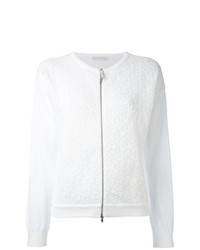 Fabiana Filippi Zip Up Cardigan