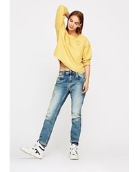 Pepe Jeans Relaxed Fit Jeans Denim