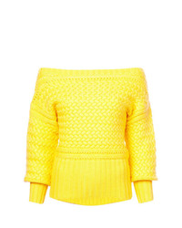 e5d2ae3601ed Yellow Cable Sweaters for Women