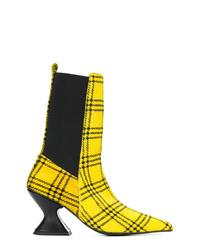 MARQUES ALMEIDA Marquesalmeida Pointed Toe Chelsea Boots