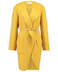 Classic coat jaune medium 4000721