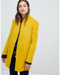 Jdy Collarless Coat