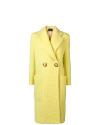 Erika Cavallini Double Breasted Coat