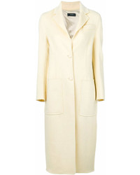 Joseph Flat Pocket Fitted Coat
