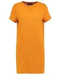 Print t shirt yellow medium 3895328