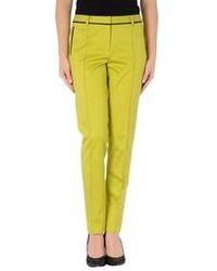 Yellow Dress Pants