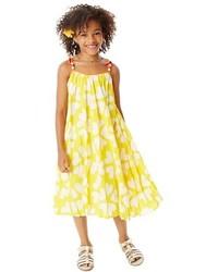 Masalababy Koko Print Midi Dress