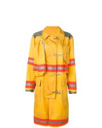 Calvin Klein 205W39nyc Oversized Fireman Coat