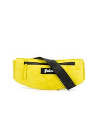 Palm Angels Logo Patch Belt Bag