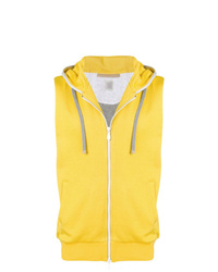Eleventy Two Tone Hooded Vest