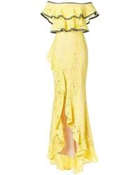 Rebecca Vallance Wilson Lace Gown