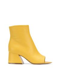 Maison Margiela Open Toe Tabi Boots