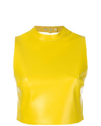 Manokhi Carrie Cropped Top