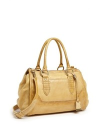 Frye Campus Speedy Leather Satchel