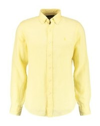 Slim fit shirt vibrant yellow medium 3777319