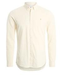 Steen slim fit shirt pastel yellow medium 3779143