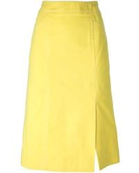 Cline vintage a line midi skirt medium 278453