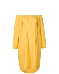 Fendi Vintage Off The Shoulders Dress