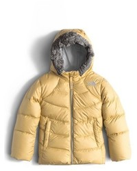 The North Face Girls Polar Water Repellent Down Parka