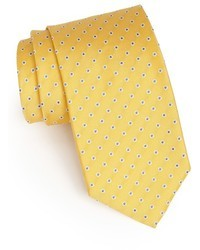 Boss woven silk tie medium 29979