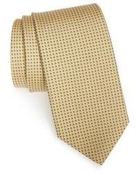 Jz Richards Dot Silk Tie