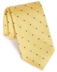 Nordstrom Shop Polka Dot Silk Tie