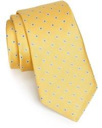 Woven silk tie medium 29978