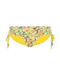 Stella McCartney Bikini Bottoms Yellow