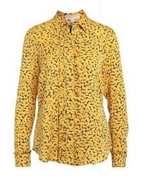 Michael Kors Mini Finley Shirt Taxi Yellow